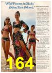 1972 Montgomery Ward Spring Summer Catalog, Page 164