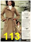 1976 Sears Fall Winter Catalog, Page 113