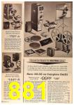 1963 Sears Fall Winter Catalog, Page 881