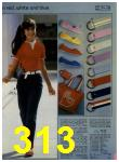 1984 Sears Spring Summer Catalog, Page 313