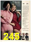 1974 Sears Fall Winter Catalog, Page 245