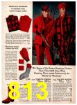 1966 Montgomery Ward Fall Winter Catalog, Page 813