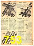 1949 Sears Spring Summer Catalog, Page 753
