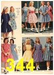 1958 Sears Spring Summer Catalog, Page 344