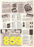 1969 Sears Fall Winter Catalog, Page 859