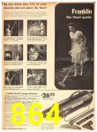 1942 Sears Spring Summer Catalog, Page 864