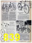 1967 Sears Fall Winter Catalog, Page 839