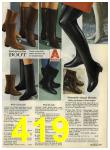 1968 Sears Fall Winter Catalog, Page 419