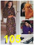 1991 Sears Fall Winter Catalog, Page 105