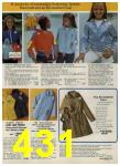 1979 Sears Spring Summer Catalog, Page 431