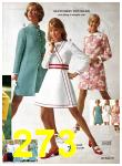 1969 Sears Spring Summer Catalog, Page 273