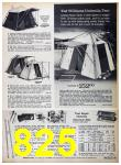 1967 Sears Fall Winter Catalog, Page 825