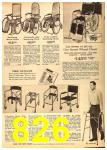 1962 Sears Fall Winter Catalog, Page 826