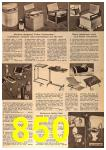 1963 Sears Fall Winter Catalog, Page 850