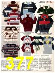 1982 Sears Fall Winter Catalog, Page 377