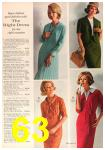 1963 Sears Fall Winter Catalog, Page 63