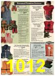 1977 Sears Spring Summer Catalog, Page 1012