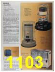1991 Sears Fall Winter Catalog, Page 1103