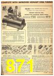1949 Sears Spring Summer Catalog, Page 871