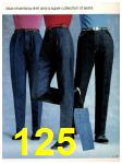1983 Sears Fall Winter Catalog, Page 125