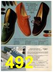 1972 Sears Fall Winter Catalog, Page 492