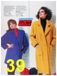 1986 Sears Fall Winter Catalog, Page 39