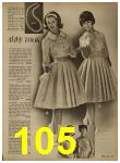 1962 Sears Spring Summer Catalog, Page 105