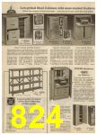 1959 Sears Spring Summer Catalog, Page 824