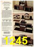 1974 Sears Fall Winter Catalog, Page 1245