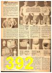 1949 Sears Spring Summer Catalog, Page 392