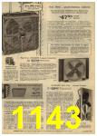 1961 Sears Spring Summer Catalog, Page 1143