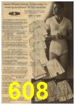 1965 Sears Spring Summer Catalog, Page 608
