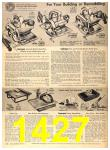 1956 Sears Fall Winter Catalog, Page 1427