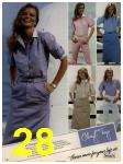 1984 Sears Spring Summer Catalog, Page 28