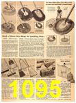 1956 Sears Fall Winter Catalog, Page 1095