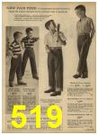 1962 Sears Spring Summer Catalog, Page 519