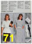 1988 Sears Spring Summer Catalog, Page 71