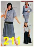 1988 Sears Spring Summer Catalog, Page 211