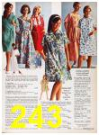 1967 Sears Fall Winter Catalog, Page 243