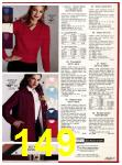 1982 Sears Fall Winter Catalog, Page 149