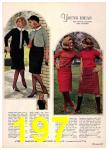 1965 Sears Fall Winter Catalog, Page 197