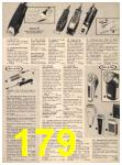 1983 Sears Spring Summer Catalog, Page 179