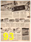 1954 Sears Christmas Book, Page 93