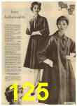 1960 Sears Spring Summer Catalog, Page 125