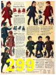 1940 Sears Fall Winter Catalog, Page 299